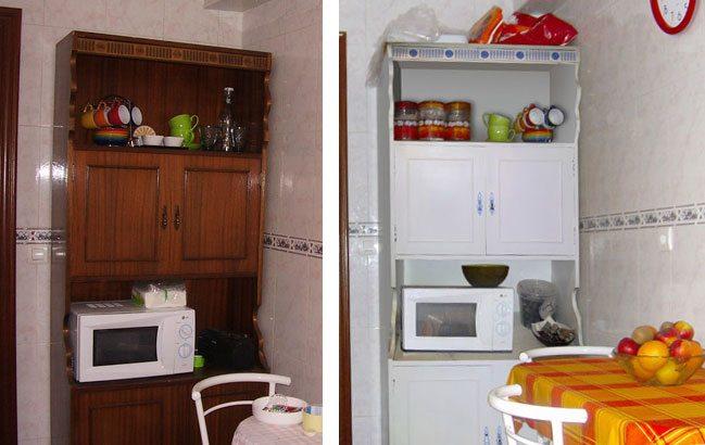 Renovar un piso de alquiler con bajo presupuesto - Reformar muebles ...