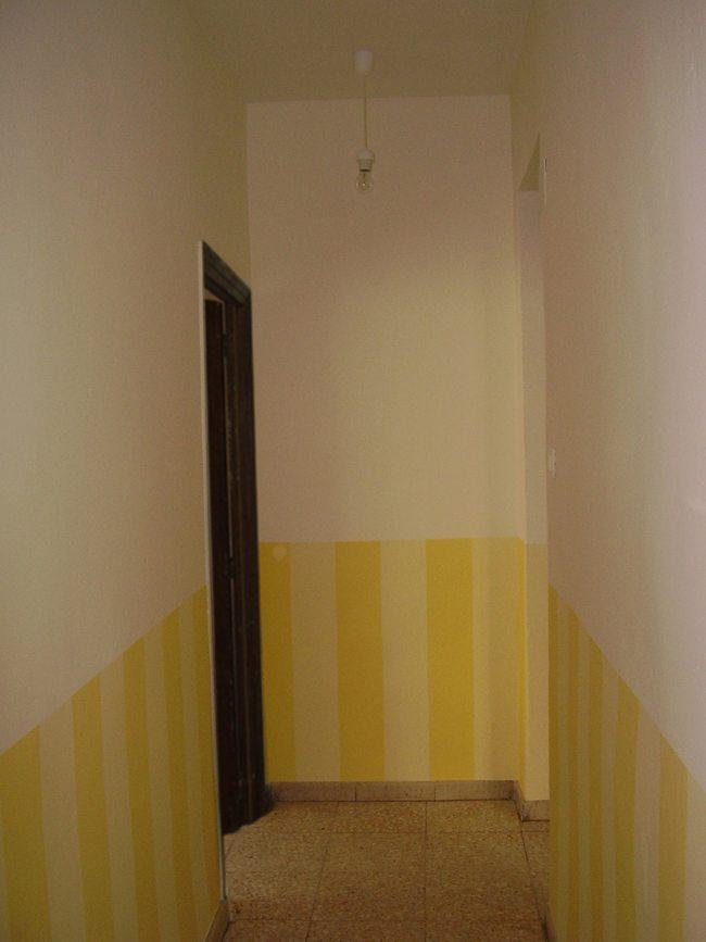 C mo pintar un pasillo oscuro para que sea m s luminoso - Como pintar el pasillo ...