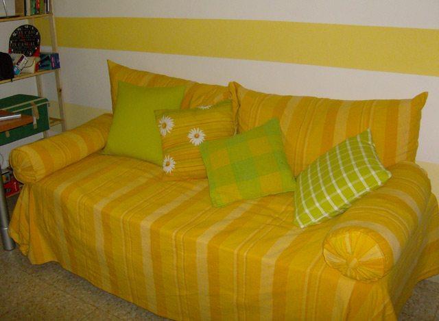 convertir una cama en un sofa