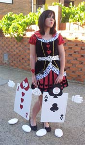 disfraz de reina-de-corazones