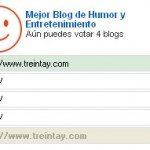 premios bitacoras 2014 mejor blog de humor