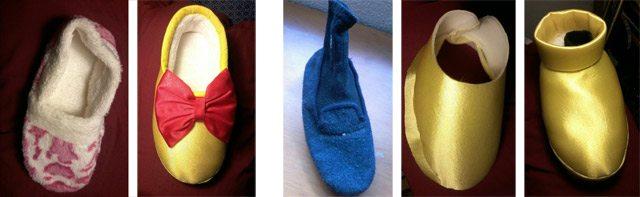 zapatos-para-disfraz-de-Mickey-y-Minnie-mouse