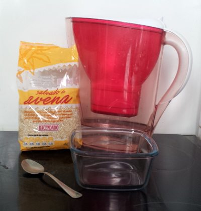 01-ingredientes-para-hacer-pan-de-avena-sin-horno